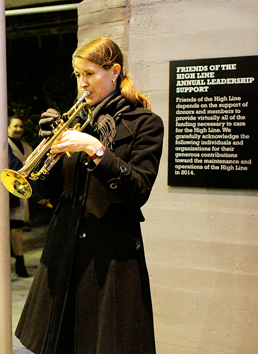 The School of Narrative Dance, New York Procession - Marinella Senatore